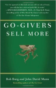 go giver sells more